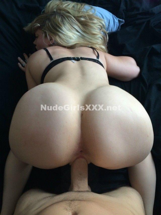 Big Ass Ebony White Amateur